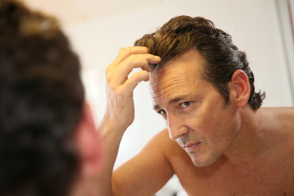 缺乏「鋅」,可能會出現的變化,最常見的,就是會掉髮