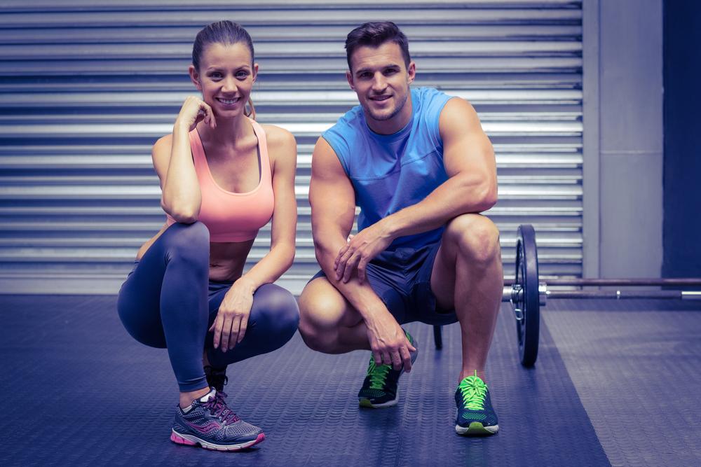 與其一個人孤單運動,不如找個伴、消滅發懶心態!雙人運動,不論是情人,還是朋友,都可以一起做,既能相互監督,也能增加運動樂趣,讓彼此都更有毅力、更有動力,保持運動好習慣!