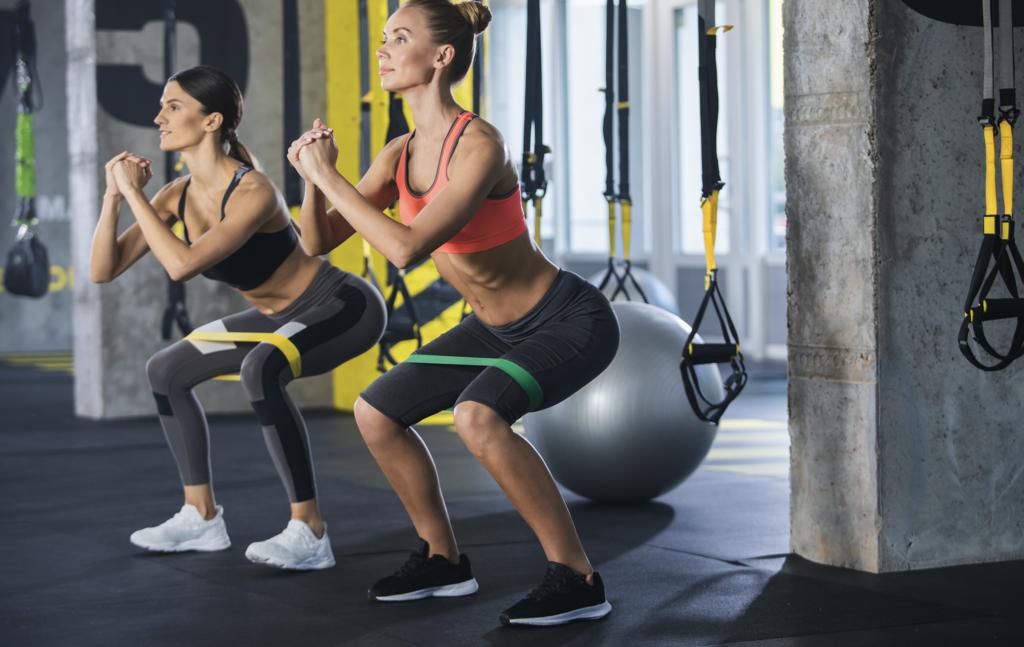 一個人減肥,考驗的是意志力,不如拉你的好朋友、好閨蜜,一起運動,兩個人互相監督,會讓減肥效果更加乘。這會兒,小編就要來介紹雙人彈力帶,不同於一個人操作,兩個人一起、燃脂增肌效果更加倍!